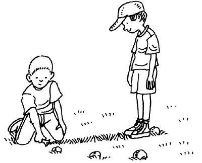 Children clipart shadow. Fun activities for kids