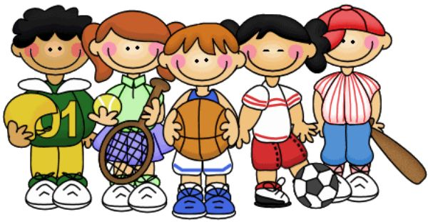 collection of sports. Teamwork clipart sport