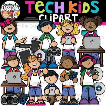 Technology clipart technolgy. Tech kids