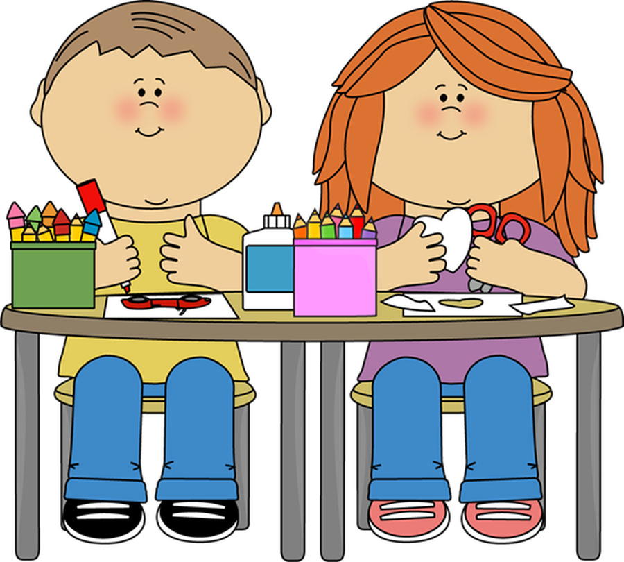 Hendal primary school design. Website clipart technology subject