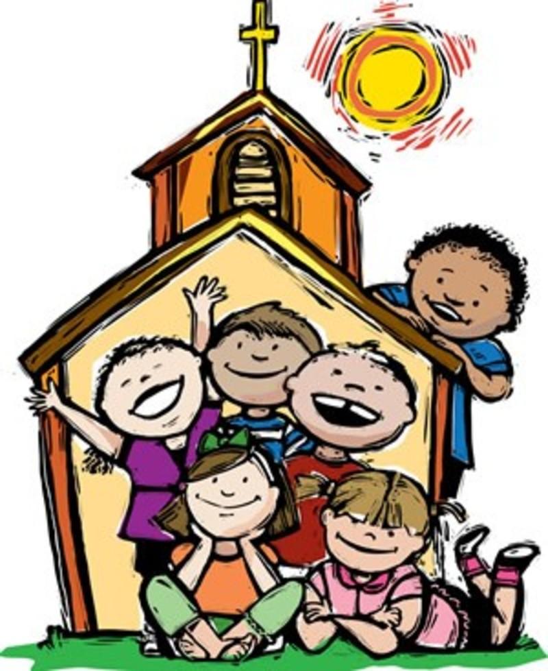 Kilbourne united methodist church. Children clipart worship