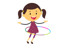 Clipart children. Free kids clip art