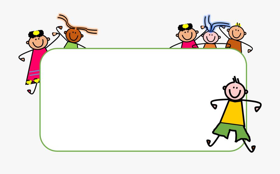 Children clipart boarder, Children boarder Transparent ...