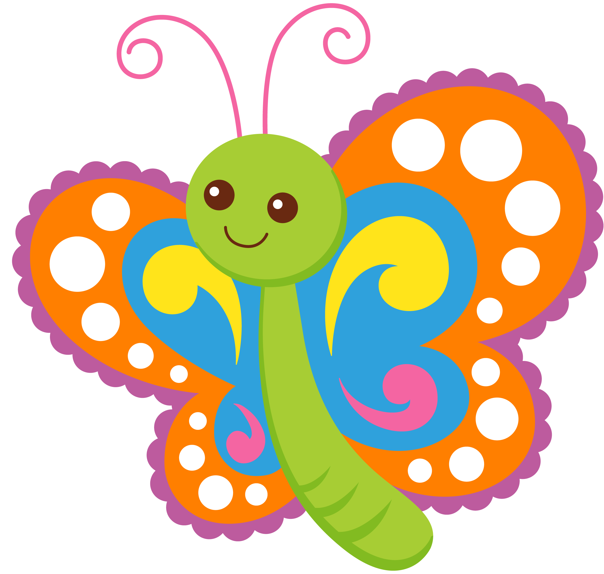 Clipart butterfly kid.  collection of for