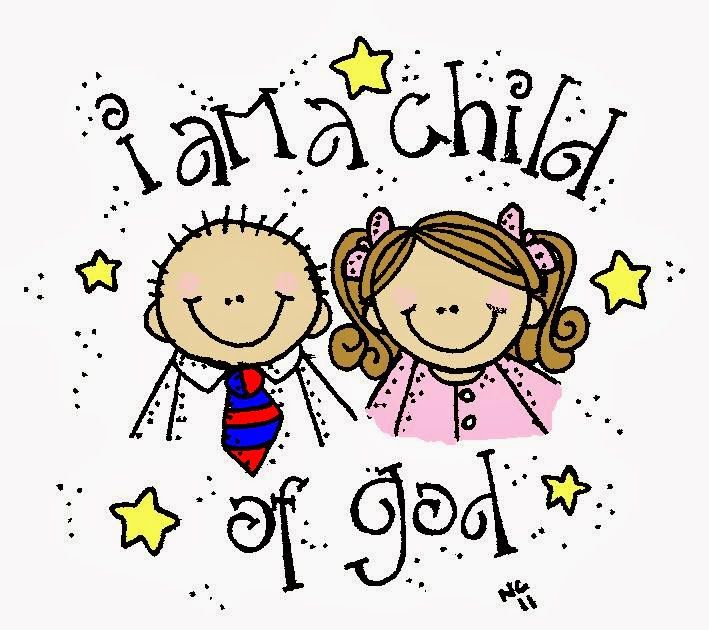 Lds clipart children's. Free to color for