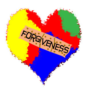 We need clean hearts. Children clipart forgiveness