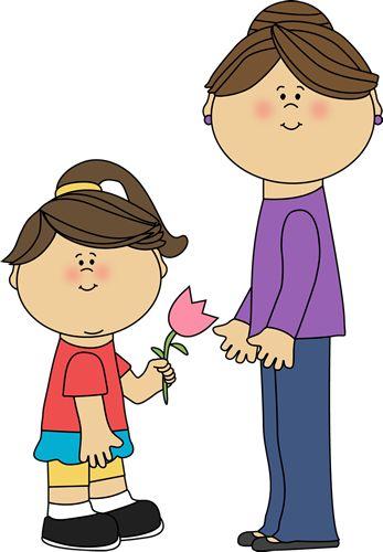 Children clipart mum.  best mothers day