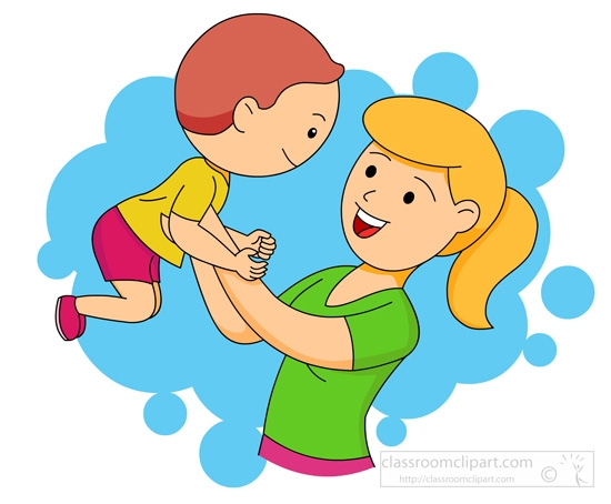 Children clipart mum. Gallery mother and drawing