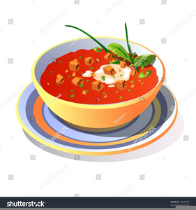 Chili clipart bowl chili. Of free images at
