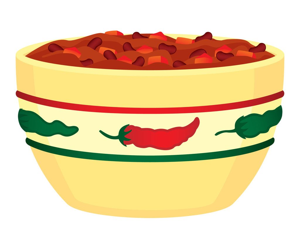 Of free download best. Chili clipart bowl chili