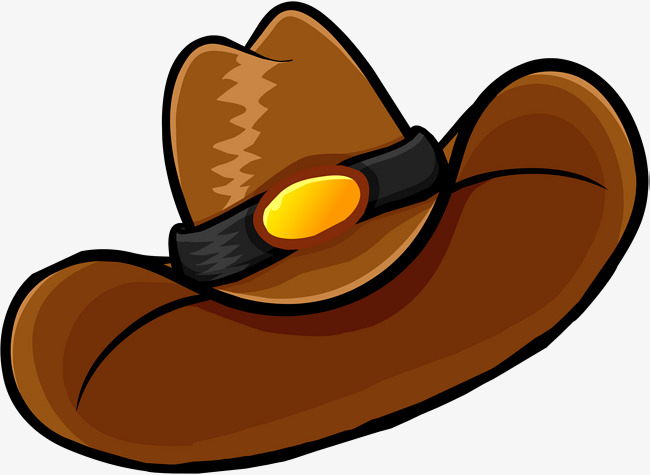 Cartoon hat png picture. Chili clipart cowboy