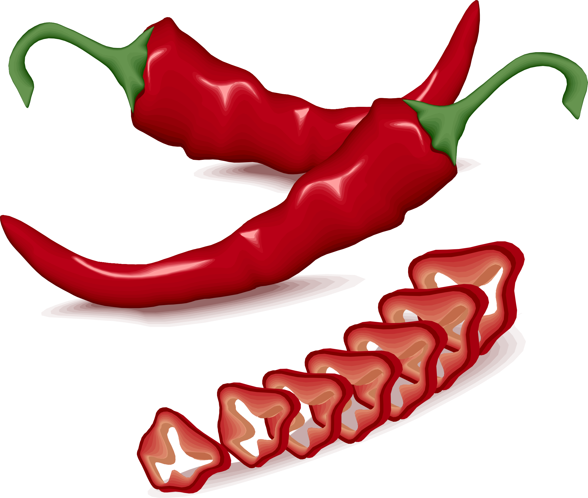 Big image png. Peppers clipart cayenne pepper