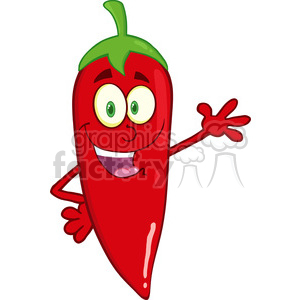 royalty free clip. Chili clipart cute