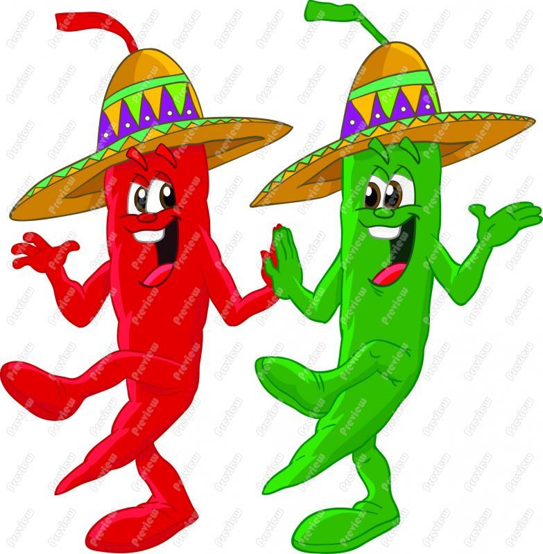 Chili dancing