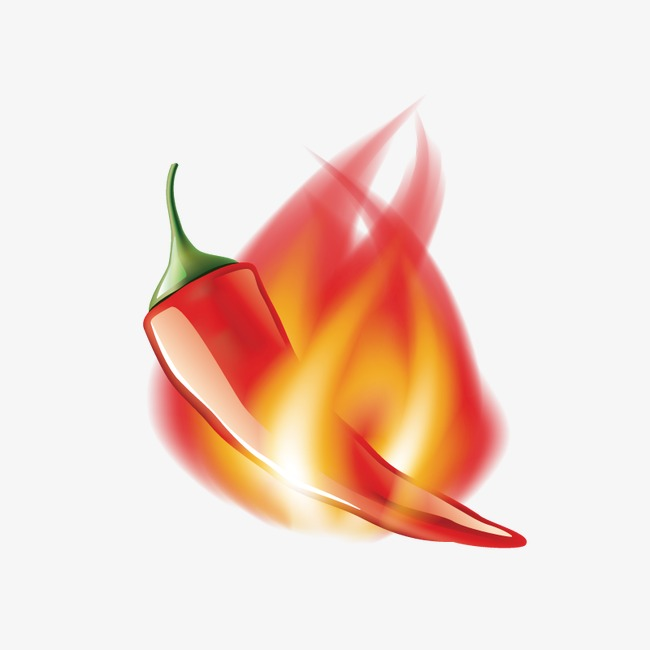 Download free png red. Chili clipart fire