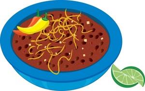 Feed . Chili clipart recipe