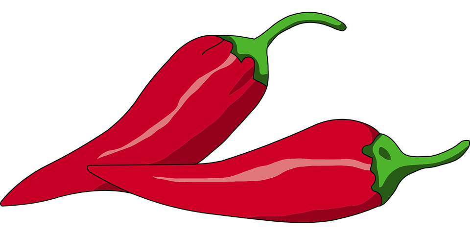 Peppers clipart two. Democrats host annual chili