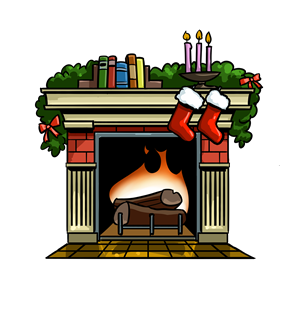 Chimney clipart cartoon. Free fireplace cliparts download