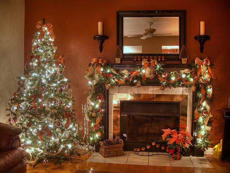 Chimney clipart christmas tree fireplace. Decoration old fashioned decorating