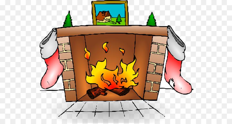 Santa claus mantel christmas. Chimney clipart fireplace