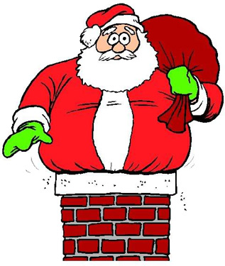 Chimney clipart santa boot. S new diet fooducate