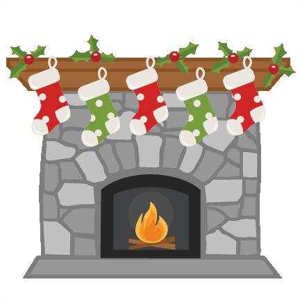 Fireplace clipart fireplace scene. Christmas svg my miss