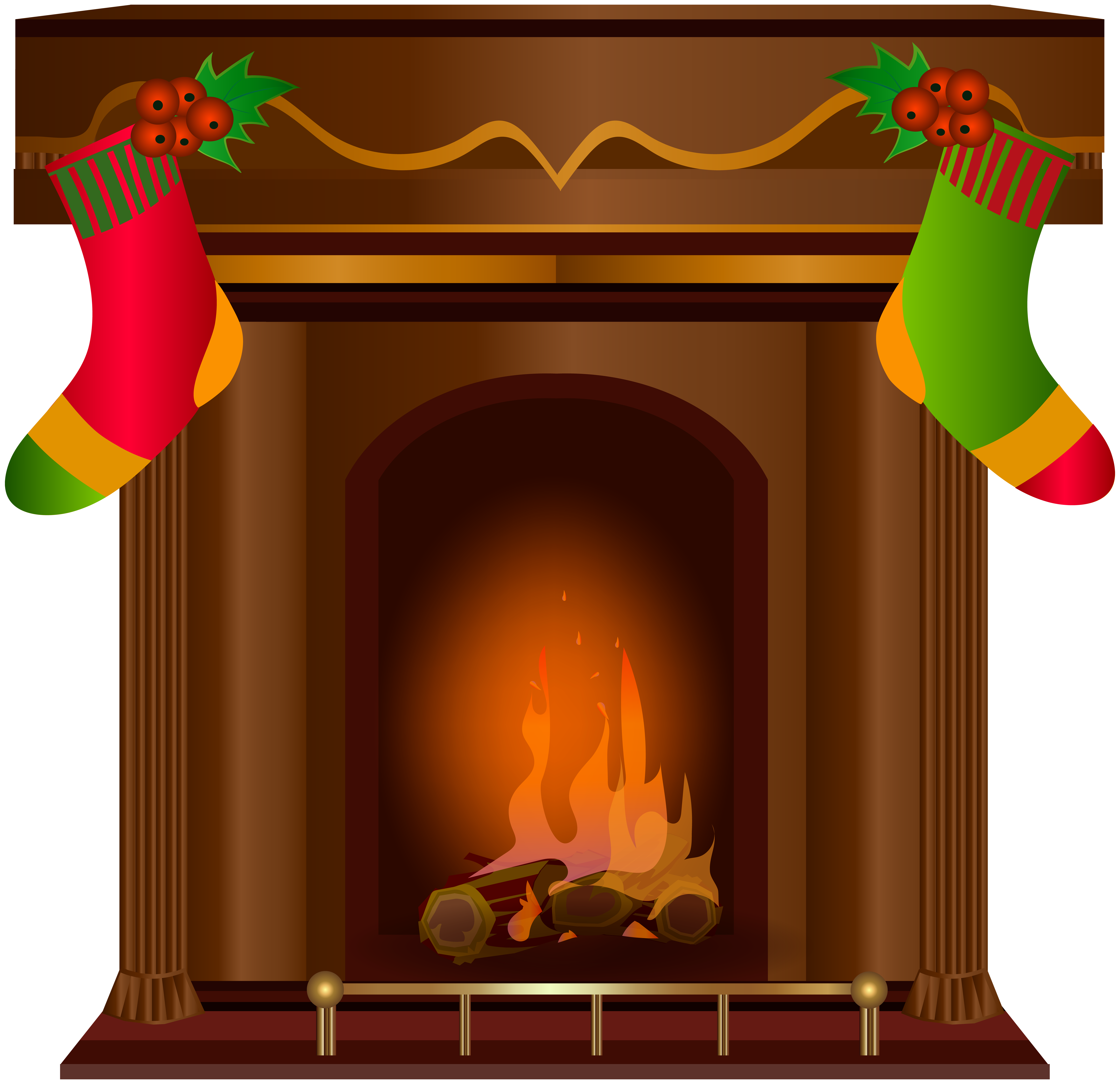 Winter clipart fireplace.  collection of chimney
