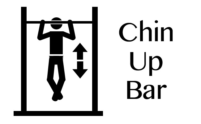 Chin clipart chin up. How to do a