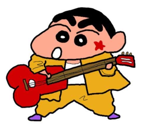 Shin chan panda free. Chin clipart clip art