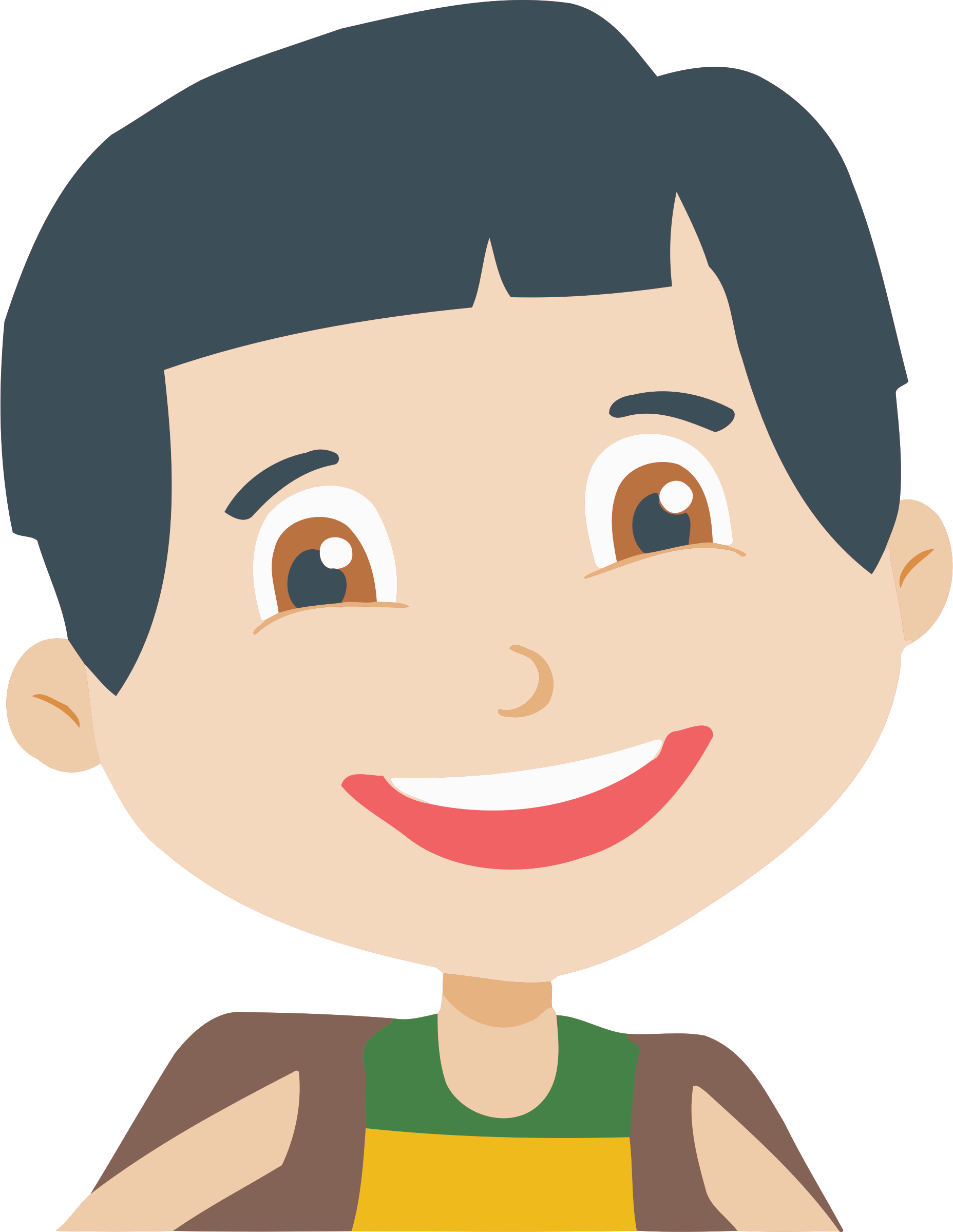 Child big image png. Chin clipart kid