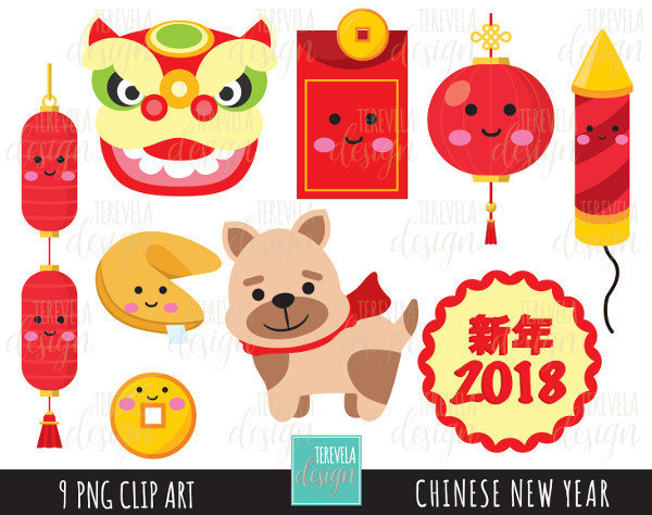sale china by. Chinese clipart chinese new year
