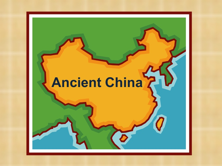 Unit lesson power point. China clipart ancient