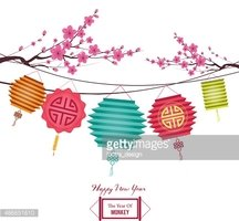 Chinese new year with. China clipart background