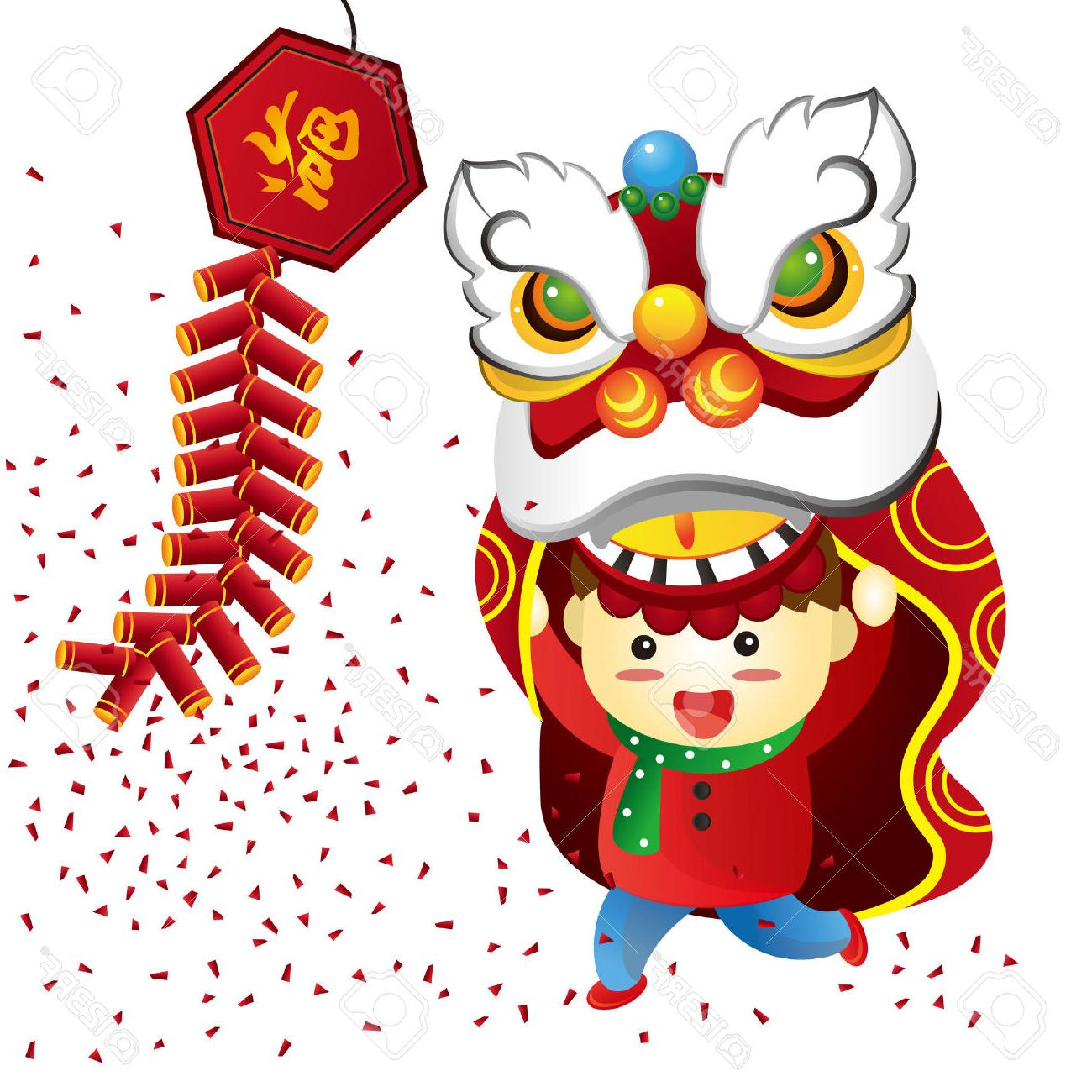 Hd animation cartoon lunar. Chinese clipart chinese new year