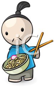 A colorful of chinese. China clipart cartoon