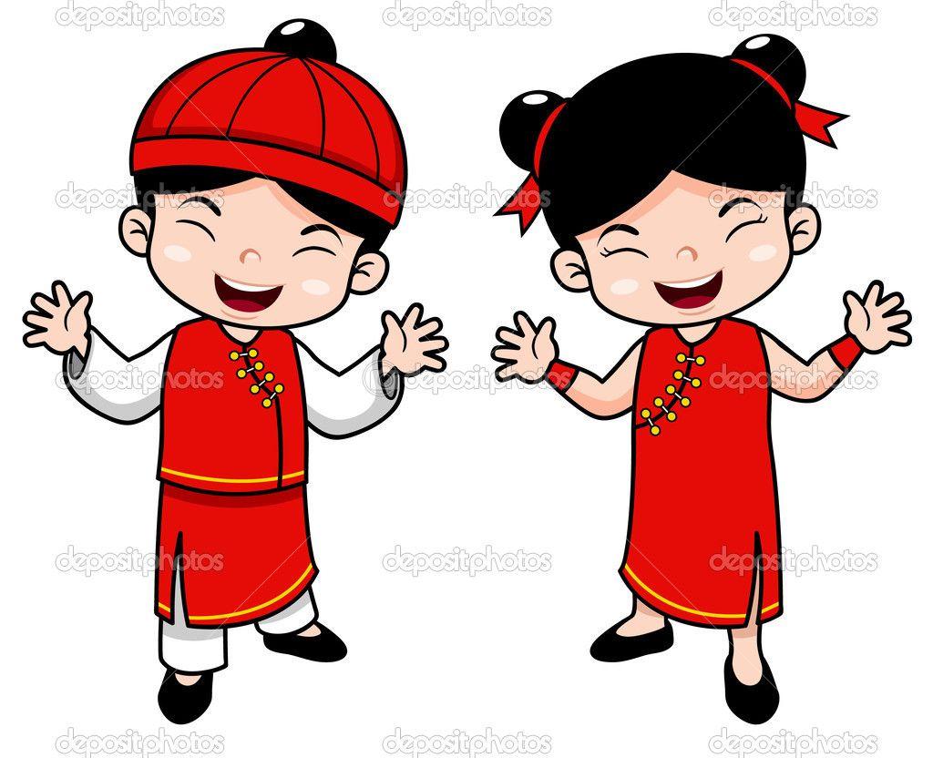 Resultado de imagem para. China clipart cartoon