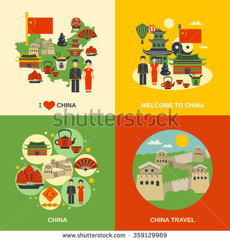 Fans chinese culture free. China clipart china travel
