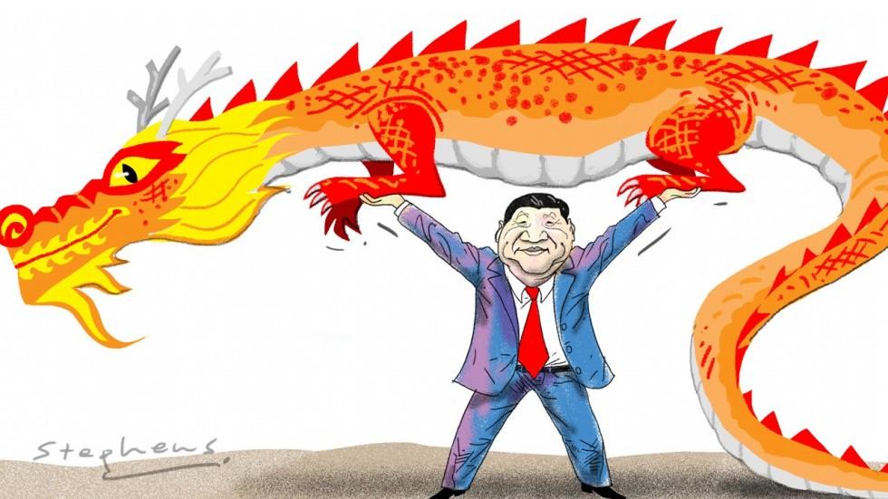 China clipart country china. Xi jinping the face