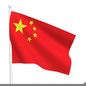Free images at clker. China clipart flag china