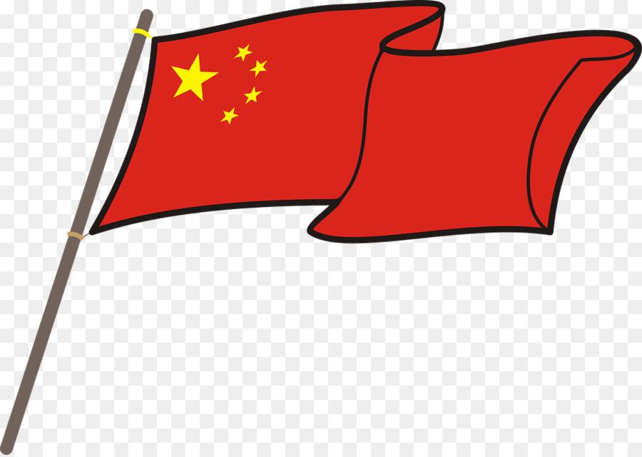 China clipart flag china. Background line transparent