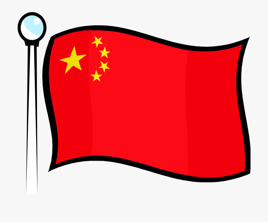 Find the perfect clip. China clipart flag chinese