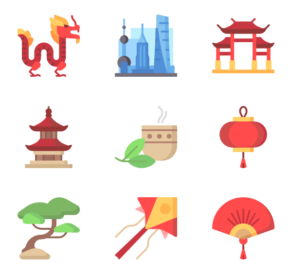 China clipart food chinese.  icon packs vector