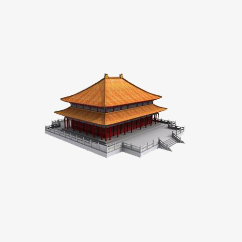 China clipart house chinese. Wind creative brown roof