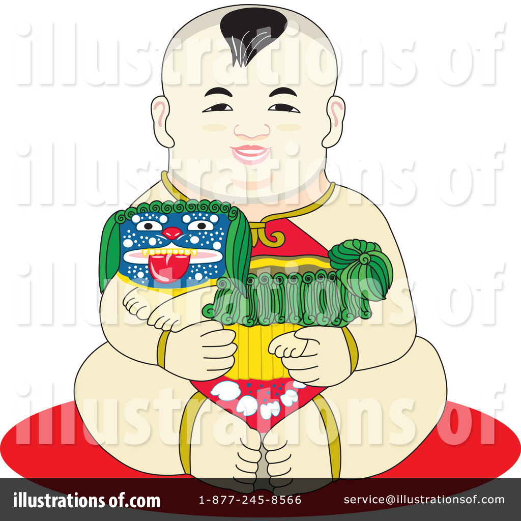 Chinese by cherie reve. China clipart illustration