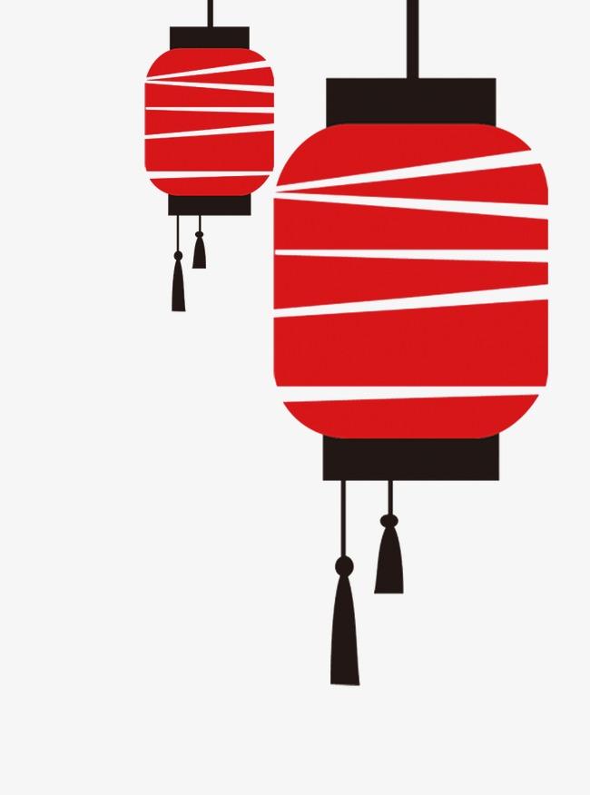 China clipart lantern chinese. Minimalist painted lanterns style