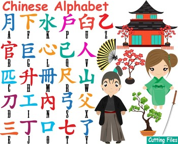 China clipart letter chinese. Alphabet clip art abc