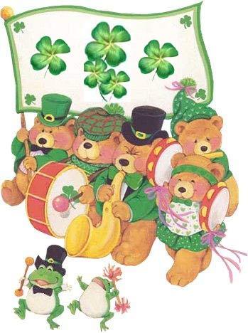 Cilpart unthinkable irish . China clipart parade