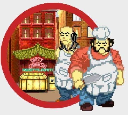 China clipart restaurant chinese. Racist dirty mobile game