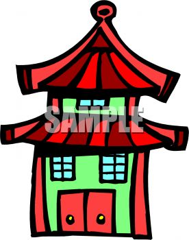 China clipart restaurant chinese. Building panda free images