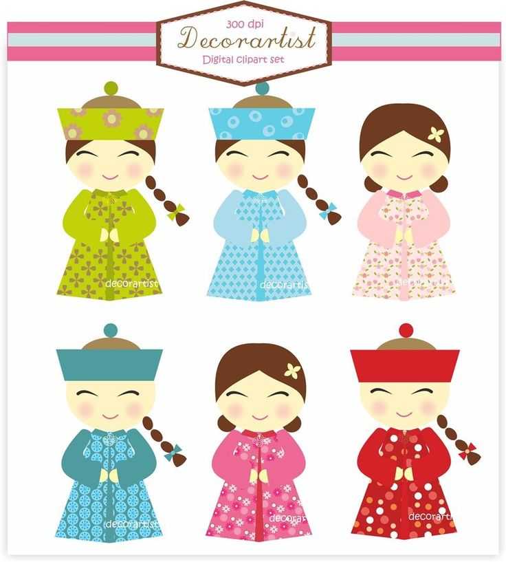 China clipart set.  best chinese images